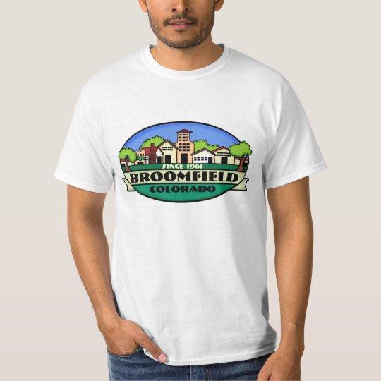 Broomfield Colorado small town value tee