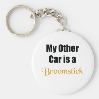 Broomstick Keychains