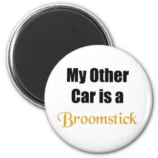 Broomstick Magnet