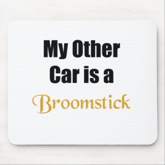 Broomstick Mousepads