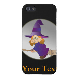Broomstick Witch Covers For iPhone 5
