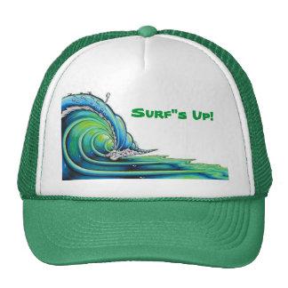 """brophy006big, Surf""""s Up! Hat"""