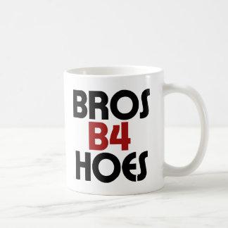 Bros B4 Hoes Coffee Mug