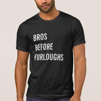 Bros Before Furloughs Shirt