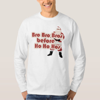 Bros before Ho Ho Hoes for Santa Clause Dresses