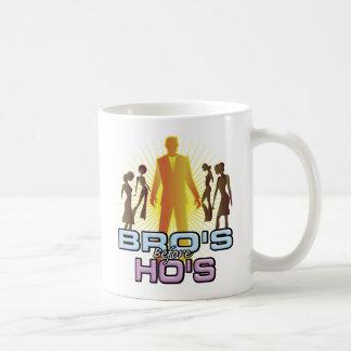 Bro's Before Ho's Coffee Mug