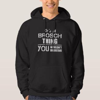 Brosch Sudadera