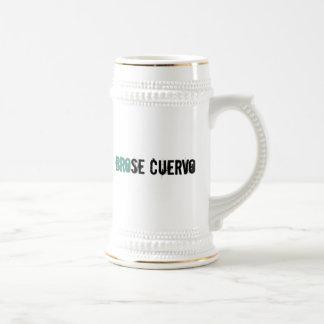 Brose Cuervo Beer Stein
