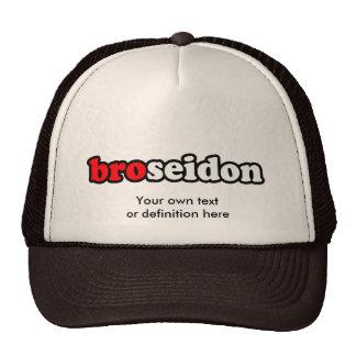 BROSEIDON MESH HAT