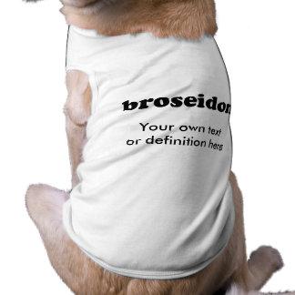 BROSEIDON PRENDA MASCOTA
