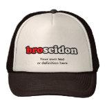 BROSEIDON TRUCKER HAT