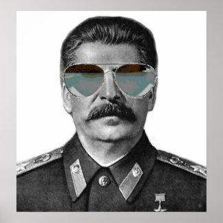 Broseph Stalin Poster