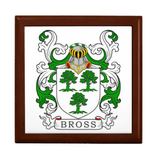 Bross Coat of Arms Trinket Box