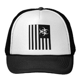 Brote biológico de la bandera negra - gorra