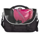 Brote color de rosa rosado BW Bolsas Para Portatil