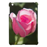 Brote color de rosa rosado iPad mini funda