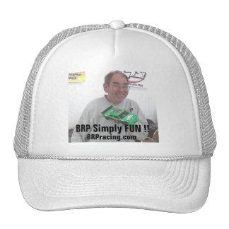 ¡Brote, de BRP DIVERSIÓN simplemente!! , BRPracing Gorras De Camionero