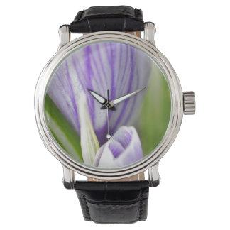 Brote del azafrán relojes de mano