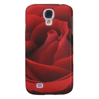 Brote elegante 3G/3GS del rosa rojo Funda Para Galaxy S4