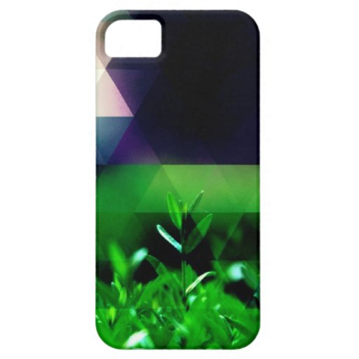 Brote verde iPhone 5 carcasas