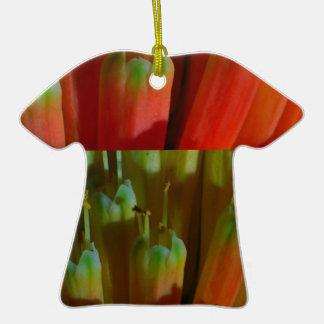 BROTES florecientes: Cactus salvaje:  Saludos, Adorno De Cerámica En Forma De Camiseta