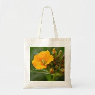 Brotes y flor siberianos del Wallflower Bolsas De Mano