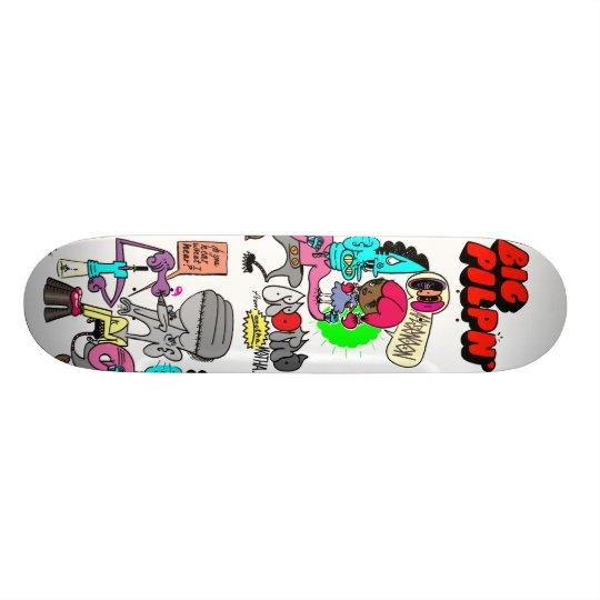 Brotha from anotha mutha skateboard