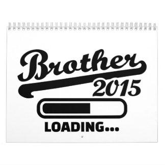 Brother 2015 calendario