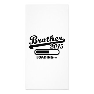 Brother 2015 photo card
