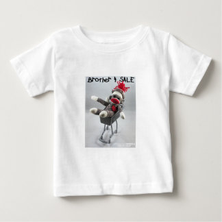 Brother 4 Sale (by kolohe Kristin) Infant T-Shirt