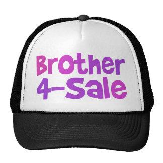 Brother 4-sale trucker hat
