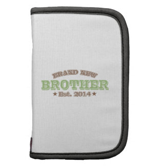 Brother a estrenar Est. 2014 (verde) Organizadores