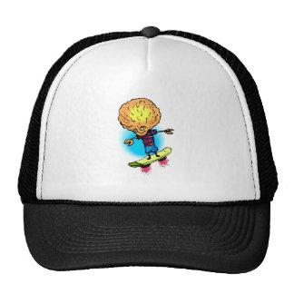 Brother Alien Sky Boarding Trucker Hat
