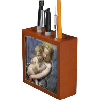 Brother and Sister Desk Organizers