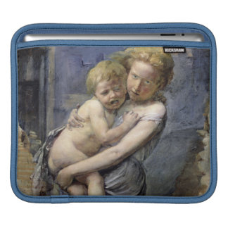 Brother and Sister iPad Sleeve