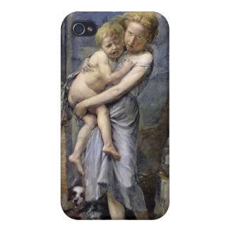 Brother and Sister Cover For iPhone 4