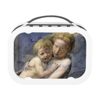 Brother and Sister Yubo Lunchboxes