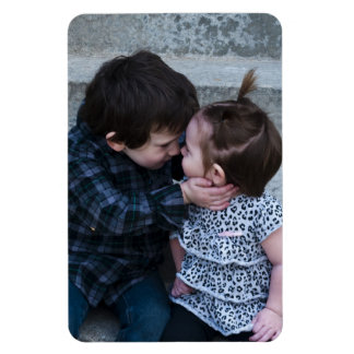 Brother and Sister Magnet