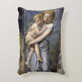 Brother and Sister Accent Pillow