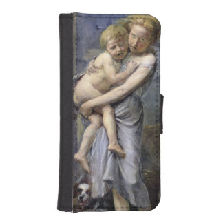 Brother and Sister iPhone 5 Wallet