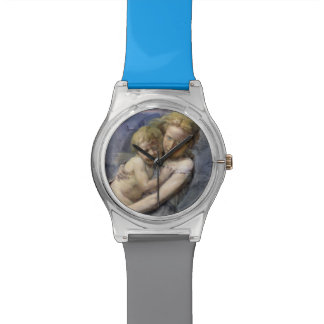 Brother and Sister Wristwatches