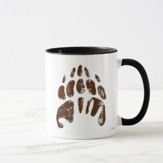 Brother Bear Footprint Handprint Disney Mug