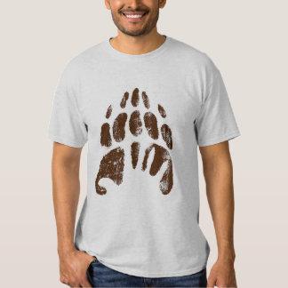 Brother Bear Footprint Handprint Disney Shirt