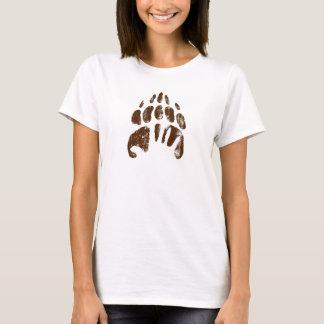 Brother Bear Footprint Handprint Disney T-Shirt