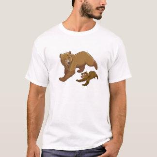 Brother Bear Kenai and Koda running Disney T-Shirt