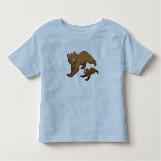 Brother Bear Kenai and Koda running Disney Toddler T-shirt