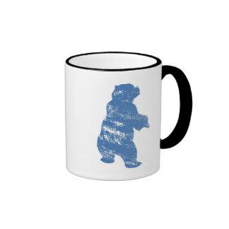 Brother Bear Kenai Blue Shadow Disney Ringer Mug