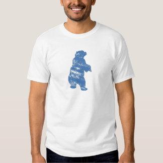 Brother Bear Kenai Blue Shadow Disney Shirt