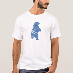 Brother Bear Kenai Blue Shadow Disney T-Shirt
