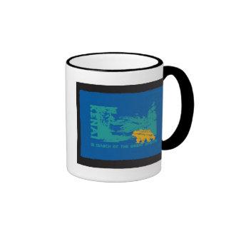 Brother Bear Kenai design Disney Ringer Coffee Mug